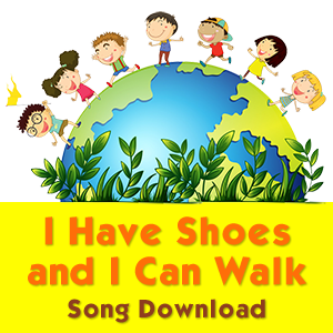 I Have Shoes and I Can Walk (Vocal) Song Download [Image © GraphicsRF - Fotolia.com]