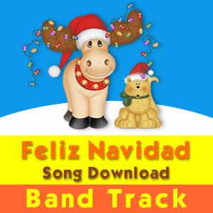 Feliz Navidad (Band Track) Song Download